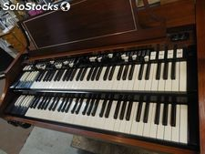 Hammond A-100 Organ,Korg PA3X keyboard,Yamaha C3 Grand Piano