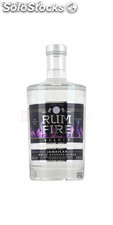 Hampden estate fire velvet white rum 63% vol