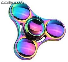 Hand Spinner de metal brass enfoque de mano Fidget Spinner