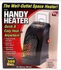 Handy Heater. Mini calefactor sin cables