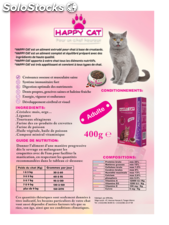 Happy Cat 400 g