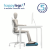Happylegs: La Machine à Marcher Assis avec 3 Vitesses - Photo 2
