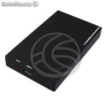 "Hard disk esterno Enclosure per 2.5"" SATA per SuperSpeed ??USB 3.0 (NA66-0005)"