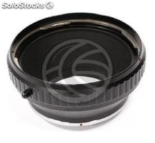Hasselblad lens adapter Canon M (JD89)
