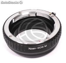 Hasselblad lens adapter for Canon XPAN M (JD83)