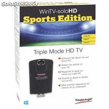 Hauppauge WinTV Solo hd Sports Edition (1621) PMR03-50088