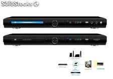 Hd reproductor de dvd, usb sd