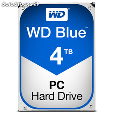 Hd wd blue 4TB 3.5""