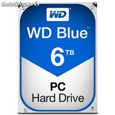 Hd wd blue 6TB 3.5""