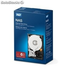 "Hd wd interno retail 6 tb SATA3 64MB 3.5"" nas"