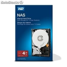 "Hd wd nas 4TB 3.5"" retail"