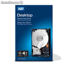"Hd wd performance 4 tb 3.5"" retail"