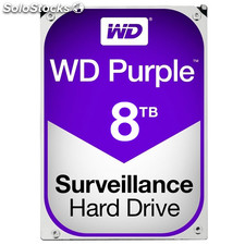 Hd wd purple 8TB 3.5""