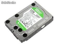 Hd western digital caviar green ( 7200RPM ) 3TB - sata 3 64