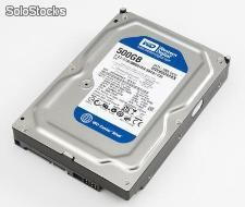 Hd Western Digital sata 500gb