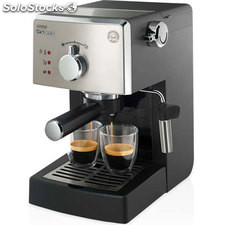 HD8425/01 Cafetera Espresso Manual Poemia Saeco (Reacondicionado)