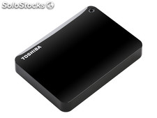 Hdd External Toshiba Canvio Connect ii 2TB Black HDTC820EK3CA