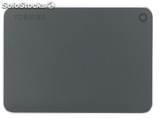 Hdd External Toshiba Canvio Premium for Mac 1TB Dark Grey Metallic HDTW110EBMAA