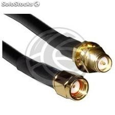 HDF200 coaxial cable rsma-Male to rsma-female 1m (WE21)