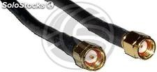 HDF200 coaxial cable sma-Male to rsma-Male 1m (WG51)
