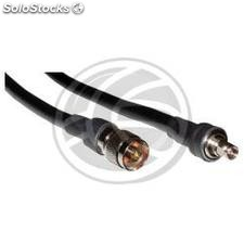 HDF400 coaxial cable n-Male to sma-male 10m (WG61)
