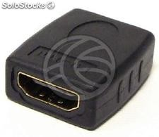 Hdmi Adapter hdmi type-a female to hdmi-a Female (HD43-0002)