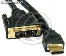 Hdmi Cable hdmi type-a dvi-d male to male 1 m (HD11)