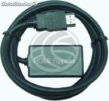 Hdmi Extension Cable (hdmi-am/m) 5m (HC52)