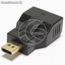 Hdmi-hdmi Type c to hdmi Female Adapter-d male (HD39)