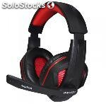 Headset gaming approx APPGH7 color rojo