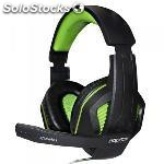 Headset gaming approx APPGH7 color verde