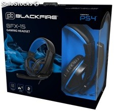Headset Gaming Blackfire BFX-15