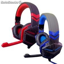 Headset gaming fone gamer ultra bass fr-511