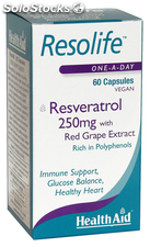 Health Aid Resolife 60 capsulas