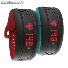 Heart Rate Activity Tracker Bluetooth 4.0 Black / Red