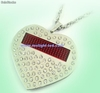 Heart-Shape led necklace (mol519)