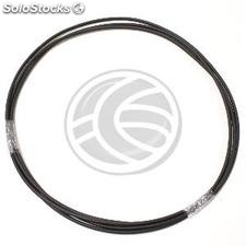 Heat shrink tubing 2: 1 black LSHF coil 3.5mm 3m (HA13)