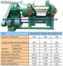 Heating s Type Three Rollers Grinder Series for pigment, pencil