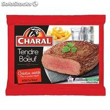 Heb.tendre boeuf 2X120G