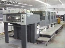 Heidelberg Speed Master 74-4