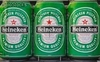 Heineken, Becks, Bavaria, Coca cola, Red bull