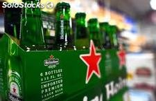 Heineken Beer in Bottles and Cans of All Sizes From