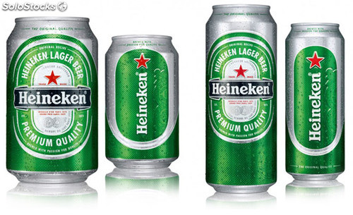Heineken Bi 232 Re 250ml 1 520 Cartons X 24 Canettes Et