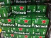 Heineken Piwo Bottle 25cl & 33cl