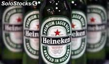 heinekens beer....