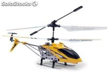 Helicopter SYMA S107G 3-Channel Infrared with Gyro (Yellow)