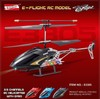 Helicoptero e-flight azul - 3.5 ch - gyro - misiles led - cargador red 220V.