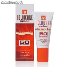 Heliocare advanced gel-cream light spf 50 50 ml 163815 + 3 ampollas endocare