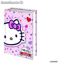 Hello kitty agenda 12X17 1J/p