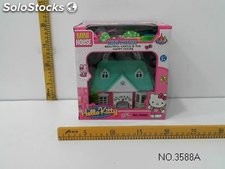 Hello kitty Doll House Villa